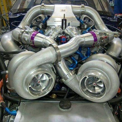 турбо двигатели