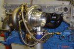 Монтаж на турбокомпресора