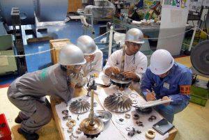 рециклиране на турбокомпресори